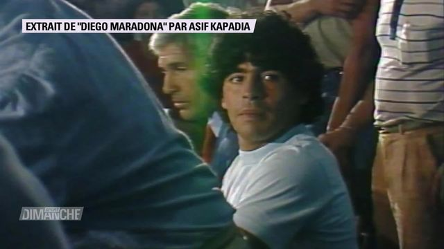 "Football: le documentaire ""Diego Maradona"" par Asif Kapadia [RTS]"