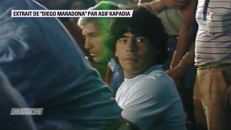 "Football: le documentaire ""Diego Maradona"" par Asif Kapadia [RTS]"