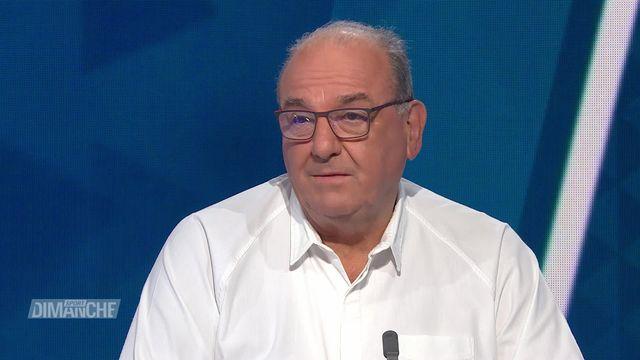 Athlétisme: Jacky Delapierre, directeur d'Athletissima [RTS]
