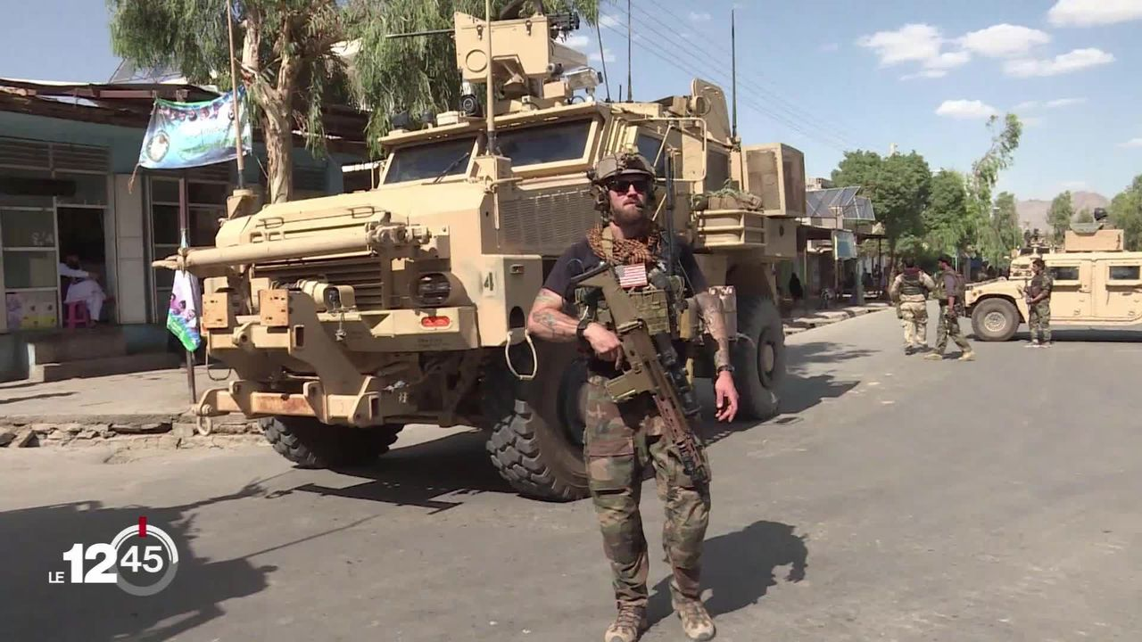 Donald Trump a annulé sa rencontre avec les talibans au dernier moment, invoquant un nouvel attentat. [RTS]