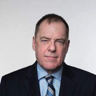 """John Ibbitson, journaliste canadien, co-auteur du livre """"Dirty Planet"""" [John Ibbitson - John Ibbitson]"""