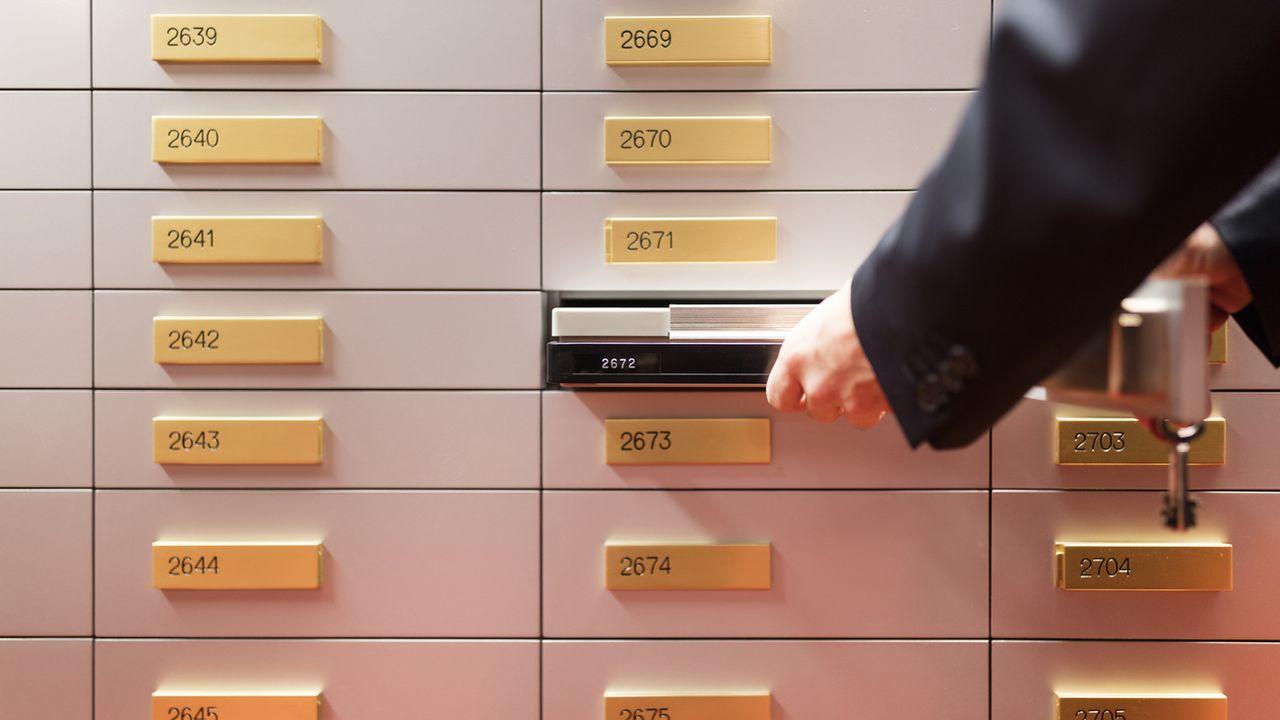 Le canton de Berne veut mettre fin au secret bancaire en Suisse [Gatean Bally - Keystone]