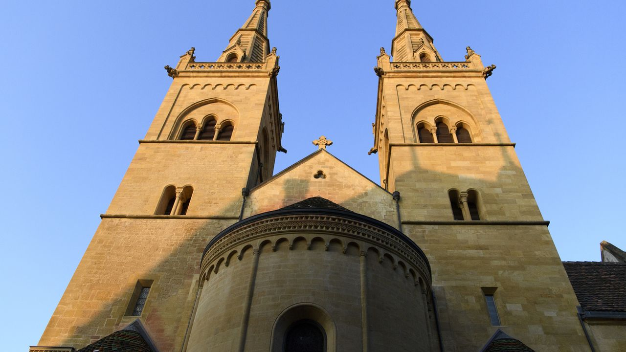 La contribution écclésiastique est obligatoire dans tous les cantons, sauf ceux de Genève et Neuchâtel. [Laurent Gilliéron  - Keystone ]