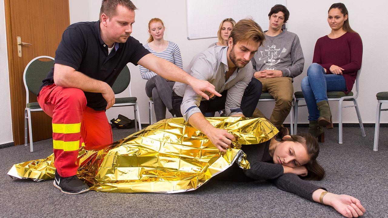 Comment remédier aux lacunes des Suisses en matière de premiers secours? [© benjaminnolte - fotolia]