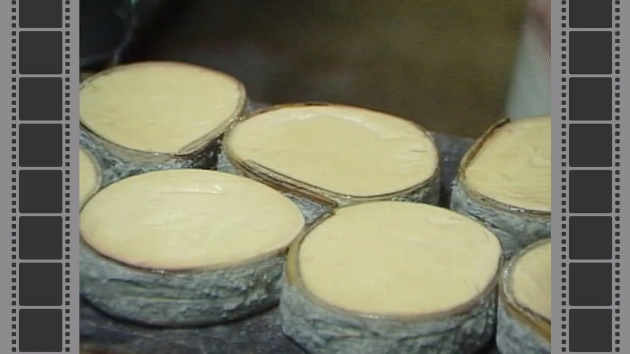 La vacherin Mont d'Or