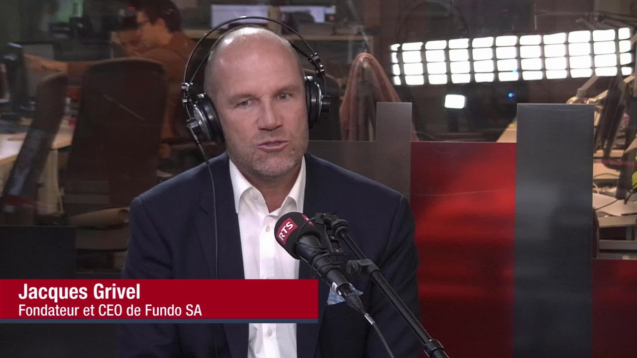 Jacques Grivel s'exprime sur le rapport des Suisses avec leur retraite (vidéo) [RTS]