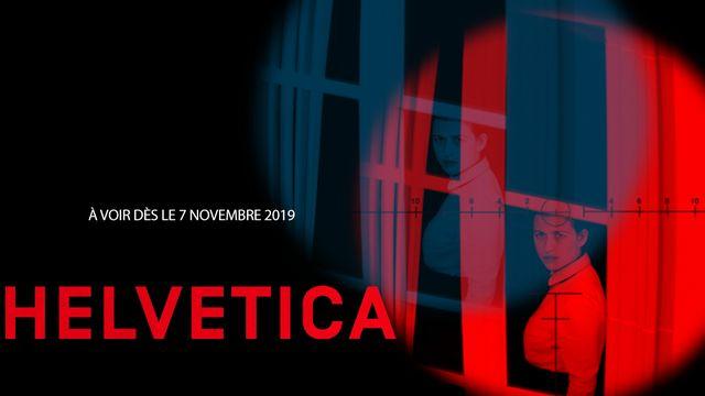 Helvetica, une série réalisée par Romain Graf et coproduite par la RTS et Rita Productions. [Rita Productions - RTS]