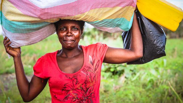 Chaîne du Bonheur: 250ème collecte en faveur des femmes dans les crises oubliées. [©Medair]
