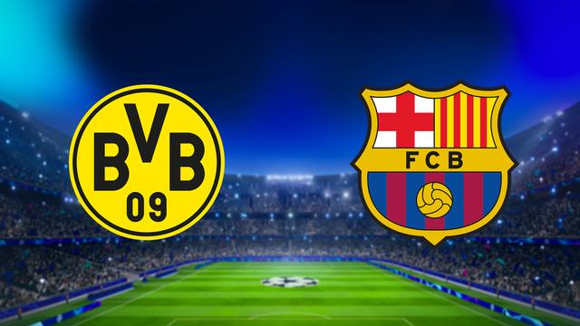 Dortmund - Barcelone 2019