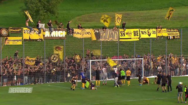 Coupe de Suisse: Wil - Zurich (1-2), Freienbach - Young Boys (2-11) [RTS]