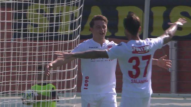 1-16, Stade Nyonnais – Thoune (0-1): Thoune passe face à un coriace Stade Nyonnais [RTS]