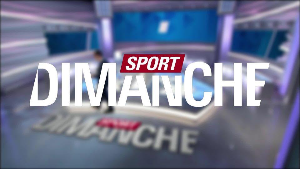 Sport Dimanche - 15.09.2019 [RTS]