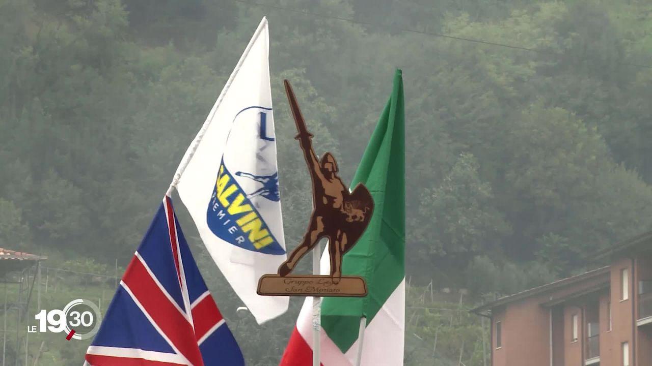 Italie: Matteo Salvini veut combattre le nouveau gouvernement italien par des référendums [RTS]