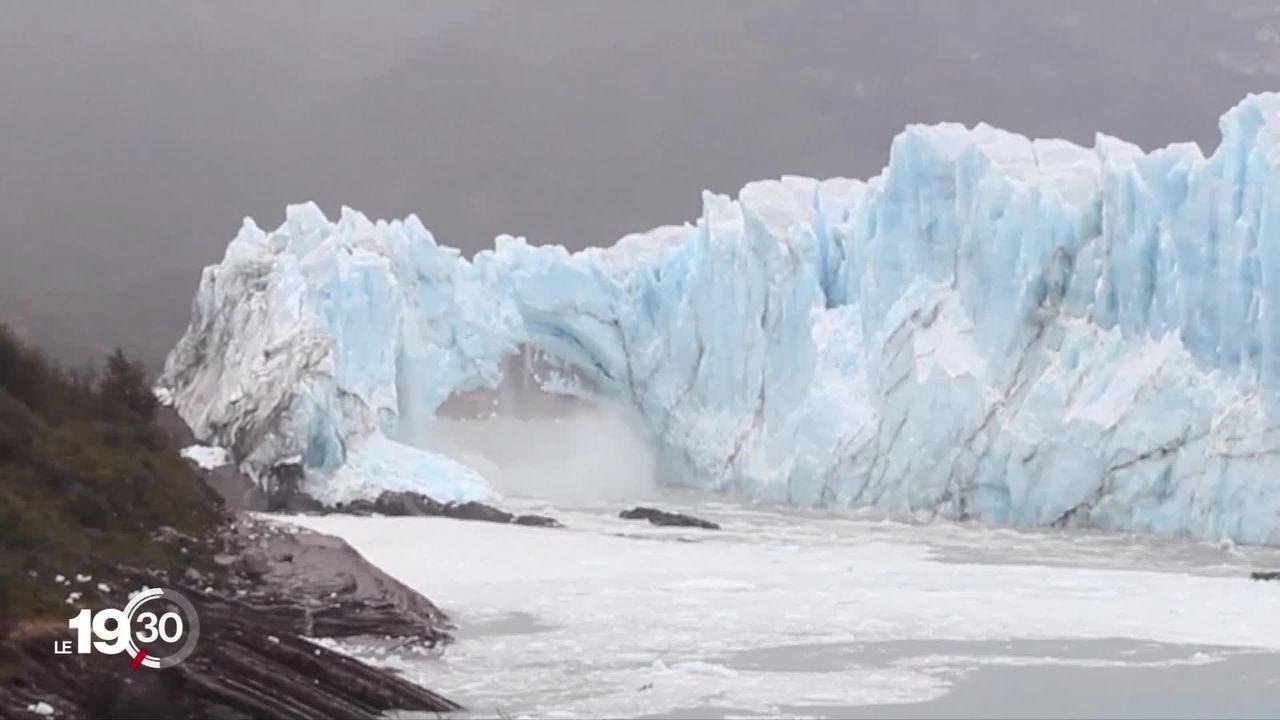 Réchauffement climatique: des chercheurs français annoncent un monde avec en moyenne 7 degrés de plus en 2100. [RTS]