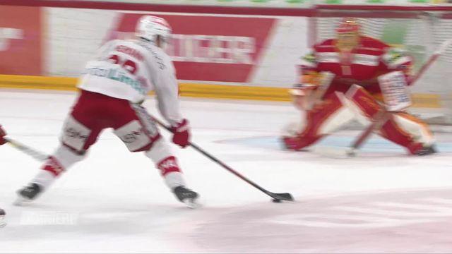National League, Bienne - Rapperswil (0-1 ap) [RTS]