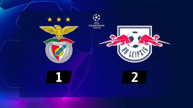 Benfica Leipzig