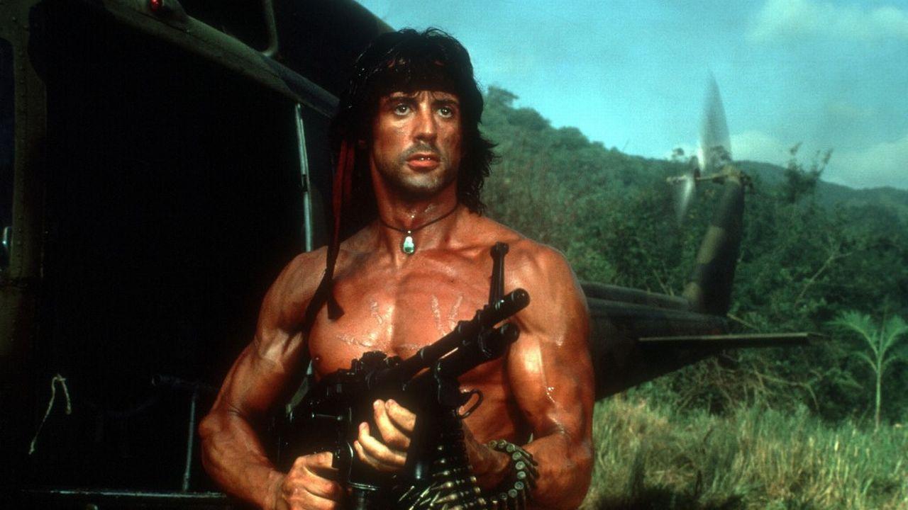 Le vétéran John Rambo ou la vision triomphante des Etats-Unis - rts.ch -  Cinéma