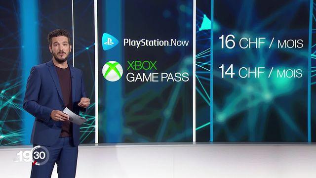 """Gilles de Diesbach """"Le jeux vidéo est bien plus lourd qu'une série. Il faut donc une très bonne connexion Internet et la 5G."""" [RTS]"""
