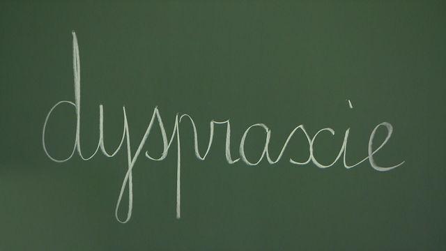 Dyspraxie : Je suis maladroit, et alors ? [RTS]