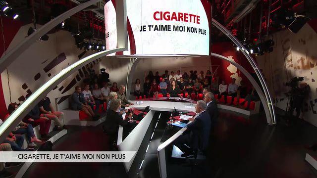 Cigarette, je t'aime moi non plus [RTS]