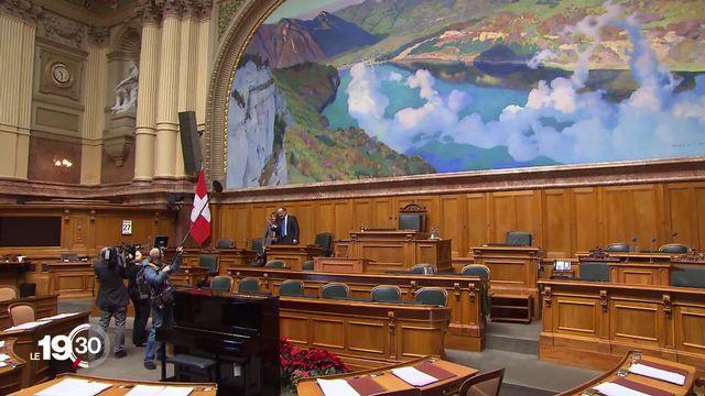 EF2019: le PDC fribourgeois va tenter de maintenir ses deux sièges au Conseil National malgré la retraite de Dominique de Buman [RTS]