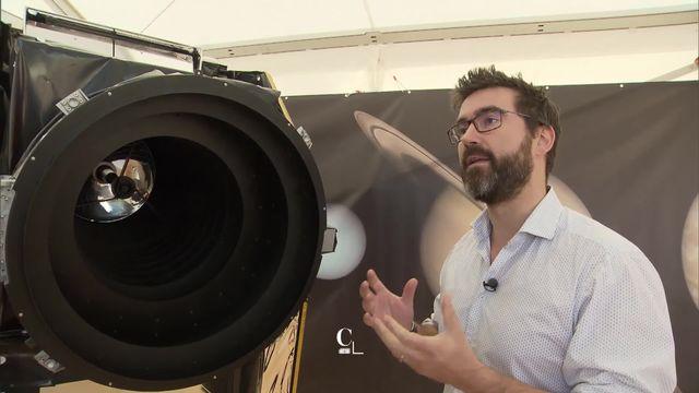 David Ehrenreich, astrophysicien, mission CHEOPS [RTS]