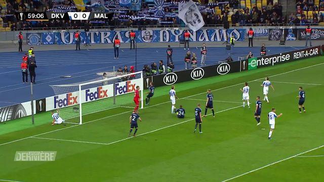 Ligue Europa: DKV - MAL (1-0) [RTS]
