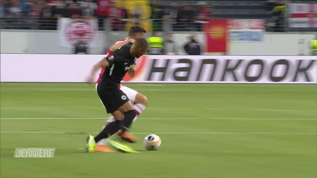 Ligue Europa: Frankfurt - Arsenal (0-3) [RTS]