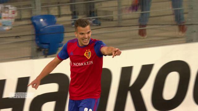Europa League, 1e journée: Groupe C, Bâle - Krasnodar (5-0) [RTS]