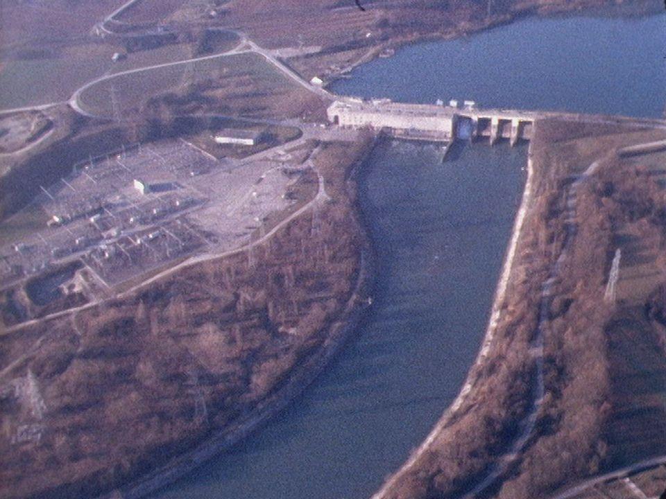Une centrale nucléaire à Verbois? [RTS]