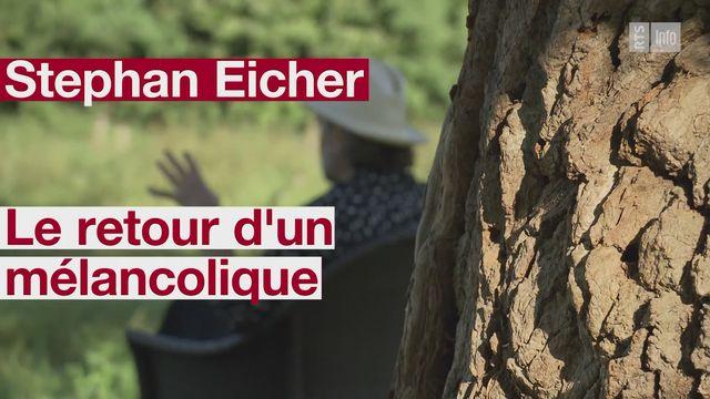Stephan Eicher, le retour d'un mélancolique [RTS]