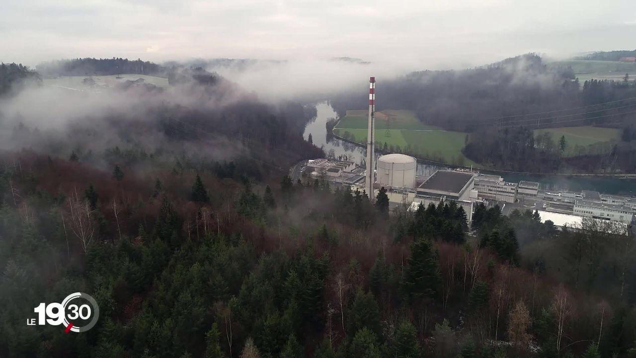 Le plan de démantèlement de la centrale nucléaire de Mühleberg précisé d'ici au 20 décembre. [RTS]