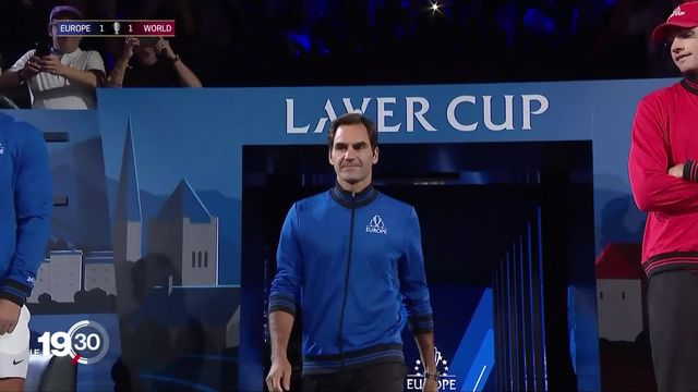Les billets de la Laver Cup se sont arrachés à des tarifs parfois très élevés. [RTS]