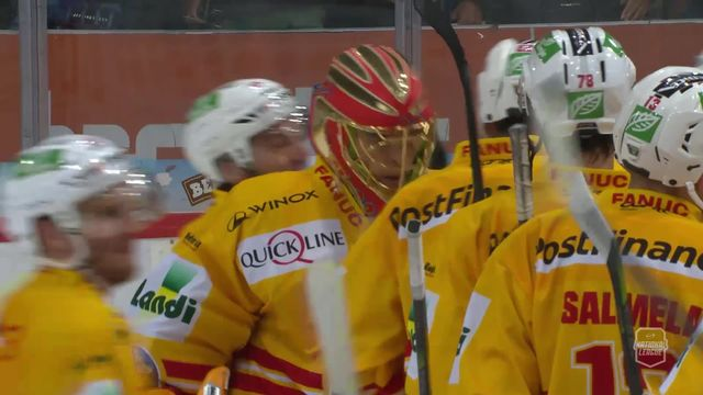 National League, Berne - Bienne (1-2 tb): grand format [RTS]
