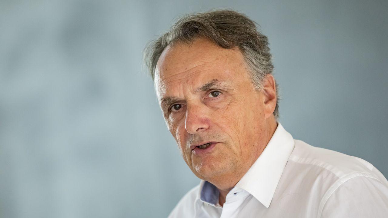 Le secrétaire d'Etat aux Migrations Mario Gattiker. [Thomas Hodel - Keystone]