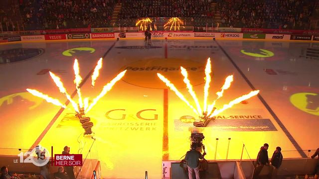 Hockey sur glace: excellent début de saison pour les Romands [RTS]
