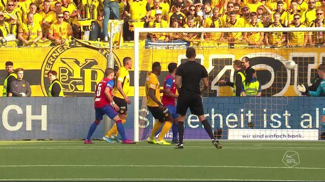Super League, 7e journée: Young Boys - Bâle (1-1) [RTS]