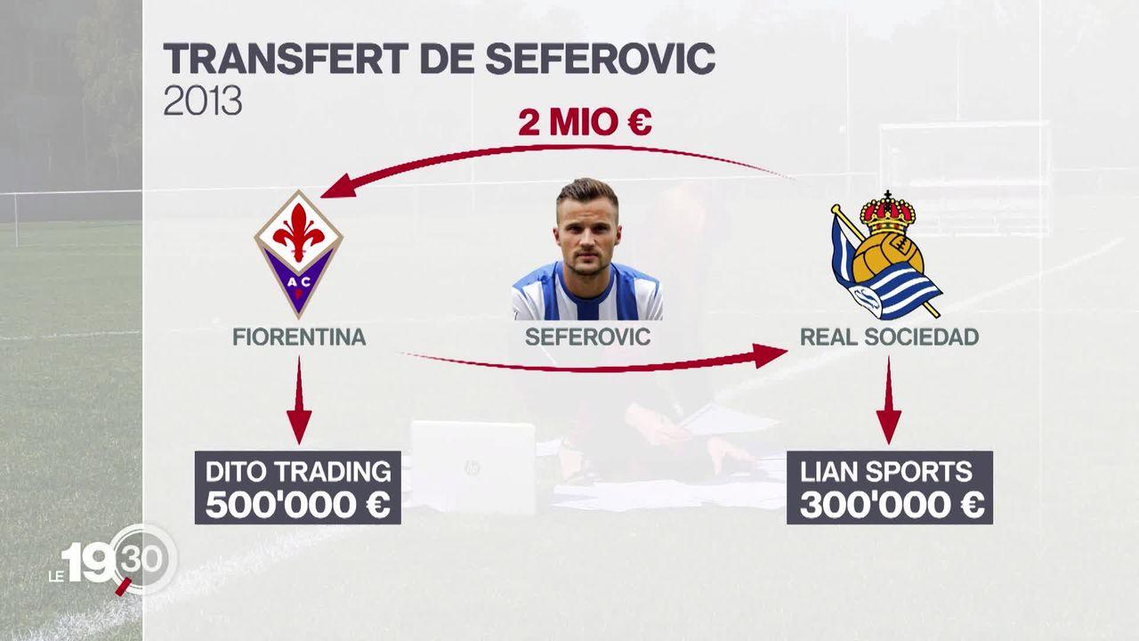 Football Leaks: les pratiques opaques qui ont entouré le transfert de Seferovic [RTS]