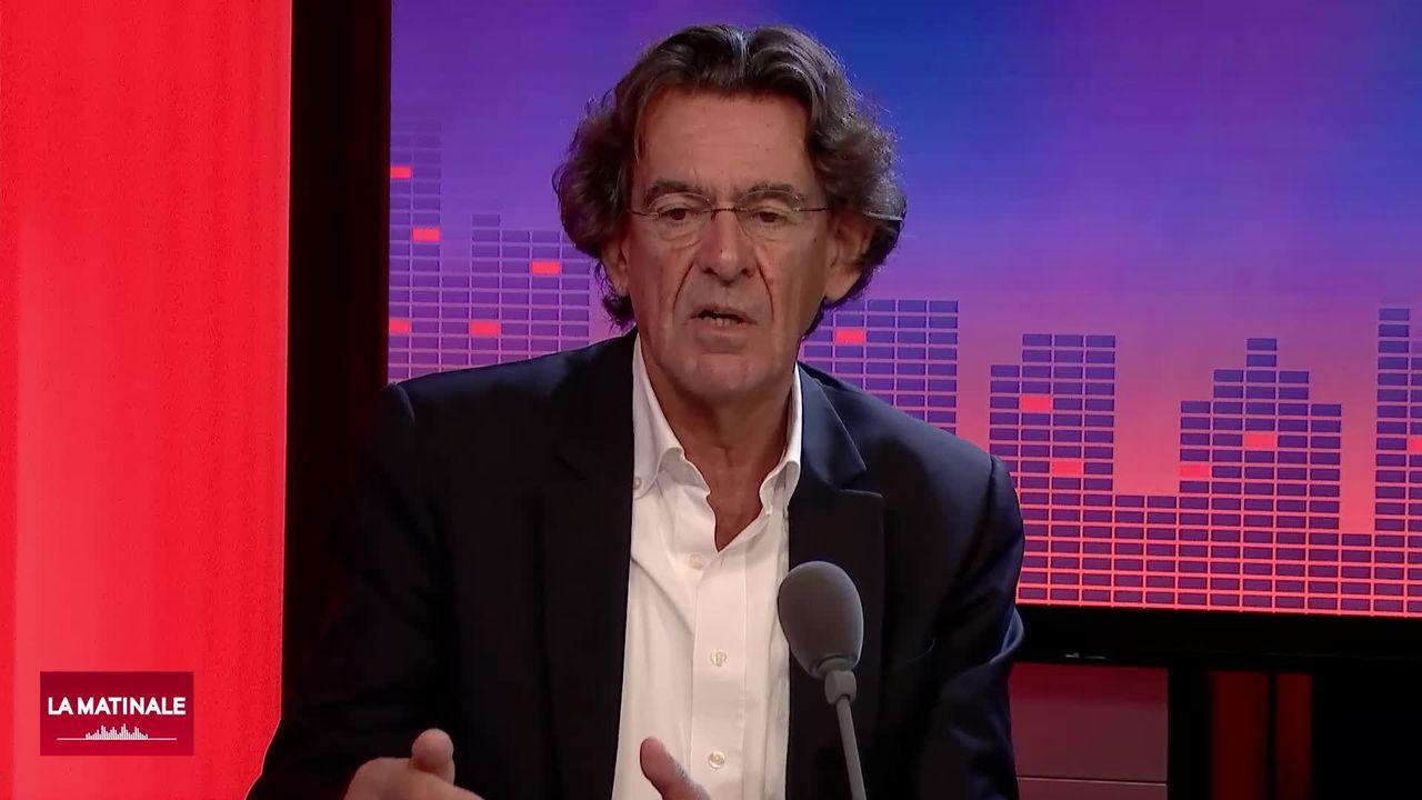 L'invité de La Matinale (vidéo) - Luc Ferry, homme politique et philosophe français [RTS]