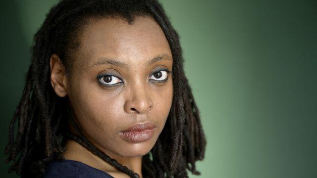 Leonora Miano, romancière franco-camerounaise. [Ulf Andersen - Aurimages / AFP]