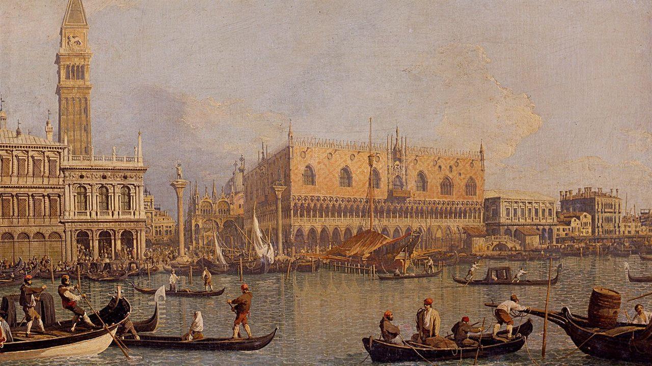 Veduta del Palazzo Ducale di Venezia [Creative Commons]