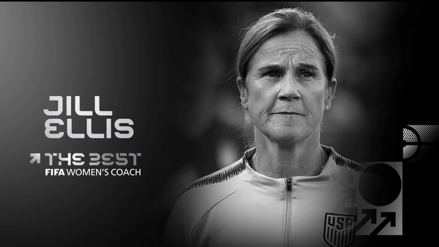 Coach de l'année: Jill Ellis récompensée pour son titre avec les Etats-Unis [RTS]
