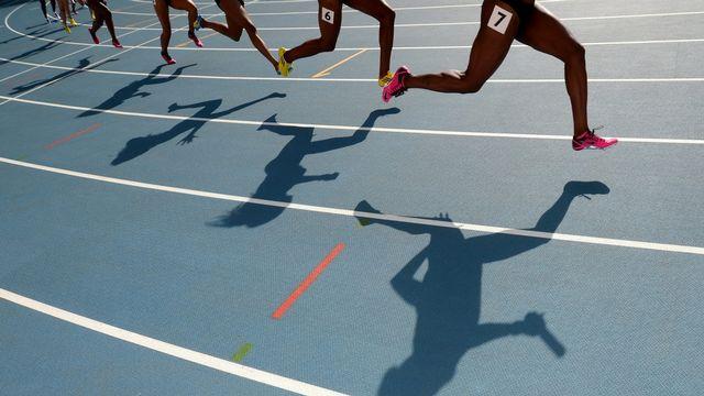 La fédération internationale d'athlétisme maintient la suspension de la fédération russe. [Bernd Thissen - Keystone]