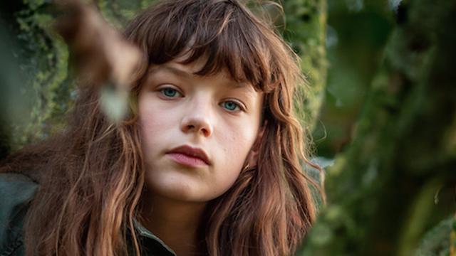 """Léonie Souchaud dans le film """"La forêt de mon père"""". [Laeticia Defendini - Iota Production]"""