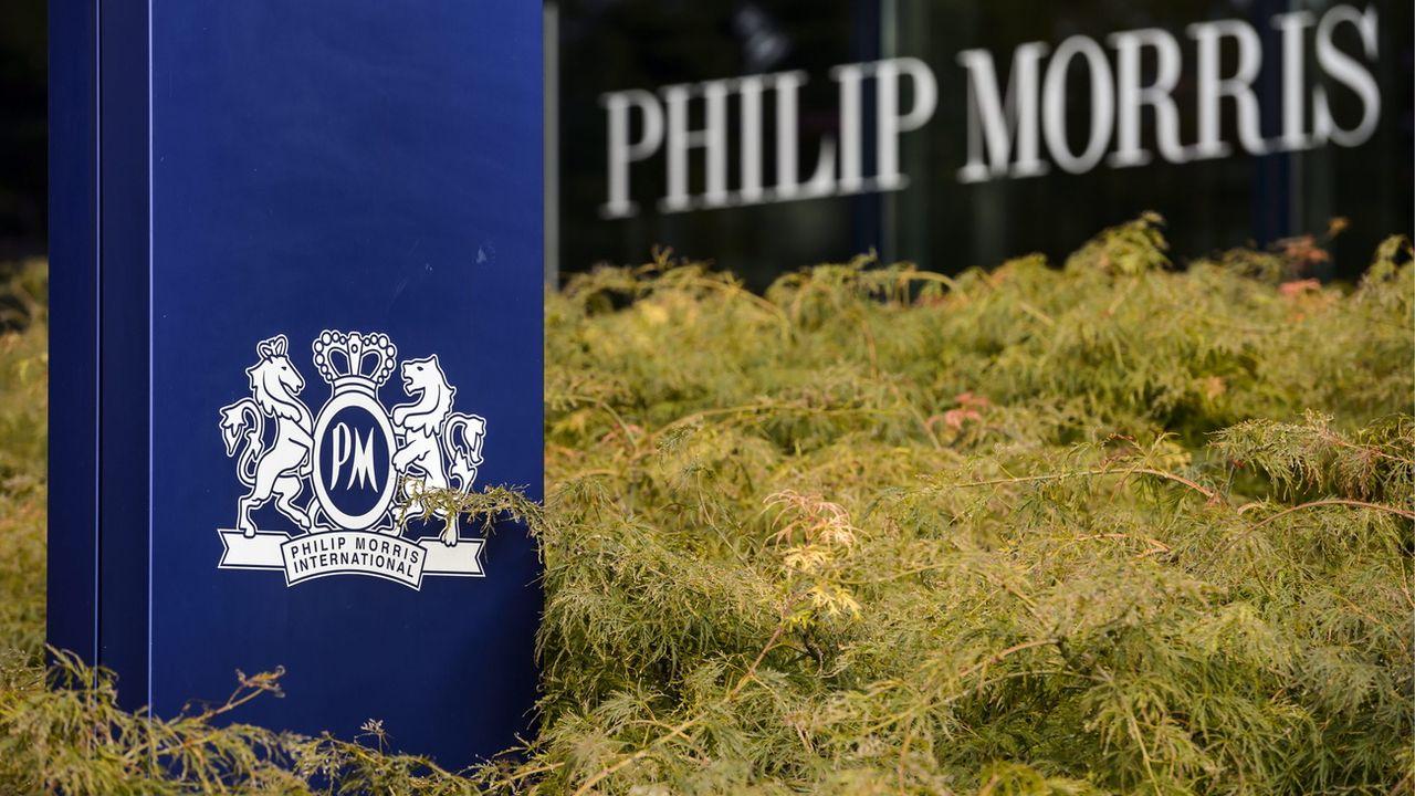 Echec de la fusion entre les deux géants de la cigarette Philip Morris et Altria. [Laurent Gillieron - Keystone]