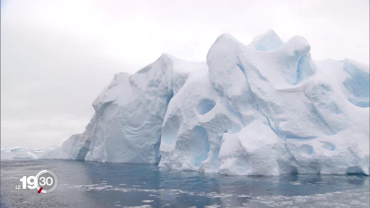 Le niveau des océans va massivement augmenter. Jusqu'à 1.10m de hausse avec nos modes de vie actuels. [RTS]