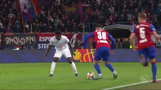 8e journée, Bâle - Zurich (4-0): tous les buts de la rencontre [RTS]