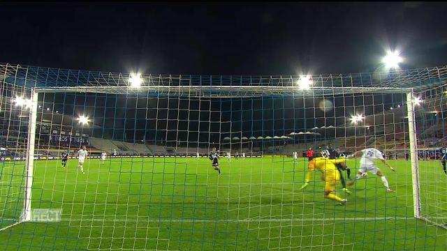 8e journée, Lausanne-Sport - Grasshopper (2-1): le LS accroît son avance en tête [RTS]