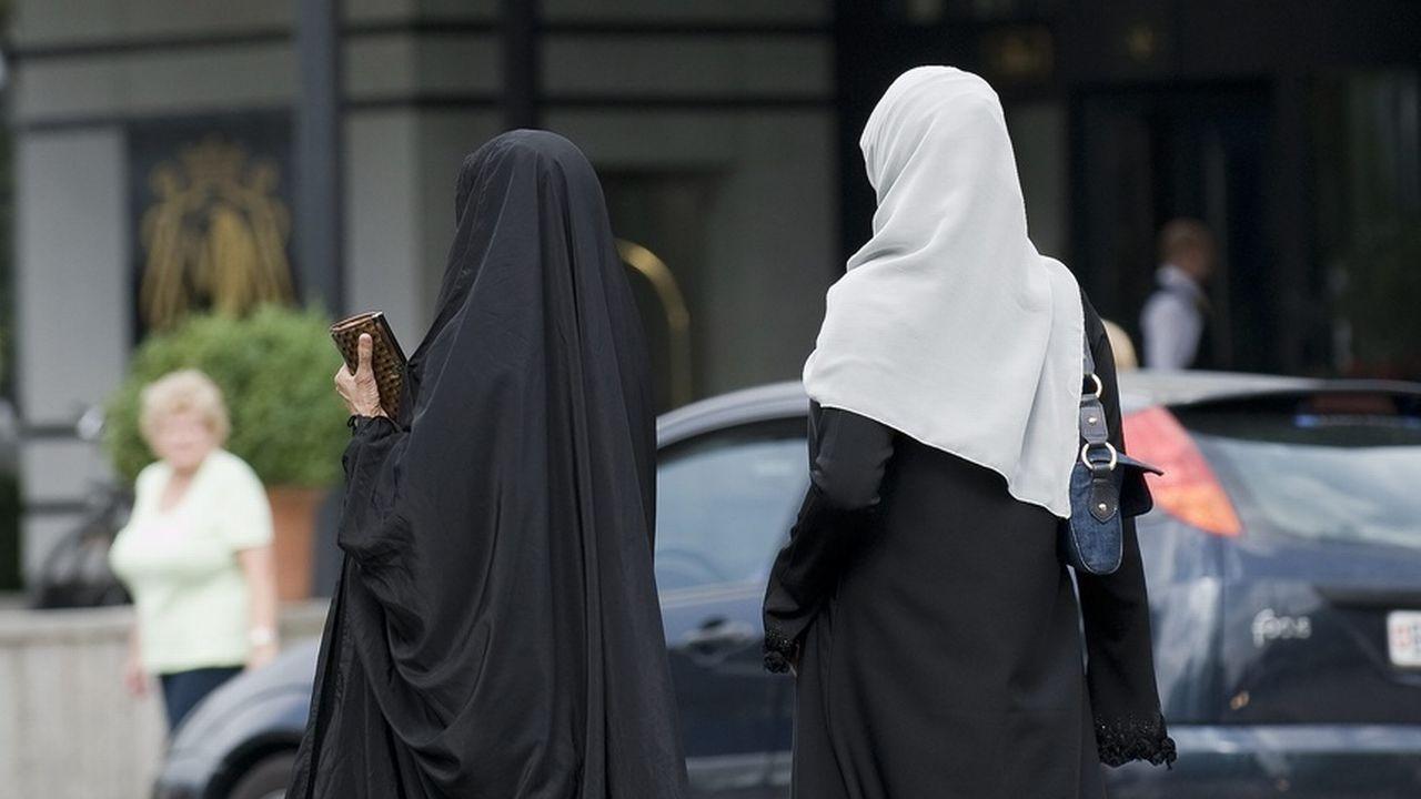 L'interdiction de la burqa est au menu du Conseil des Etats. [Peter Schneider - Keystone]
