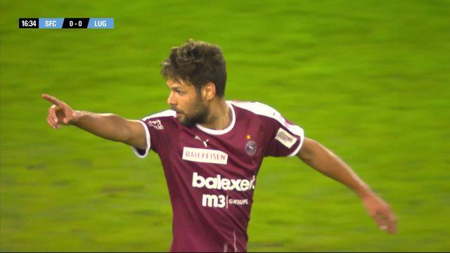Sport dernière : Servette-Lugano, résumé de la rencontre [RTS]